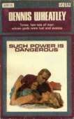 (1965 cover for Such Power Is Dangerous)