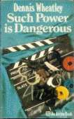 (1973 cover for Such Power Is Dangerous)