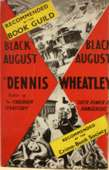 (74th reprint cover for Black August)