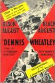 (82nd reprint cover for Black August)