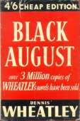 (102nd reprint cover for Black August)