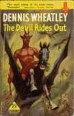 (1959 reprint cover for The Devil Rides Out)