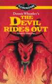 (1987 'Fleshcreepers' cover for adaptation of The Devil Rides Out)