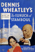 (12th reprint cover for The Eunuch Of Stamboul)