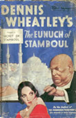 (22nd reprint cover for The Eunuch Of Stamboul)