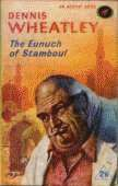 (1960 cover for The Eunuch Of Stamboul)