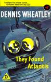 1963 reprint cover for They Found Atlantis
