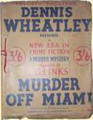 (40th reprint cover for Murder Off Miami)