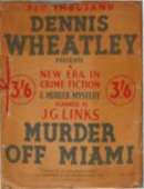 (75th reprint cover for Murder Off Miami)