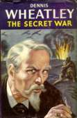 (1954 reprint cover for The Secret War)