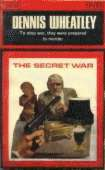 (1965 cover for The Secret War)