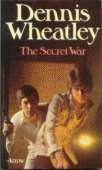 (1975 cover for The Secret War)
