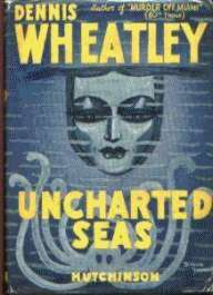 1938 wrapper for Uncharted Seas