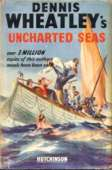 1951 wrapper for Uncharted Seas
