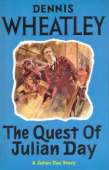 (1967 Lymington wrapper for The Quest Of Julian Day)
