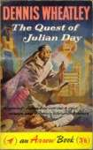 (1962 cover for The Quest Of Julian Day)