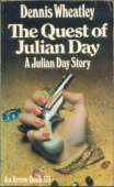 (1972 cover for The Quest Of Julian Day)