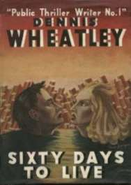 (1939 wrapper for Sixty Days To Live)