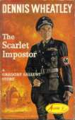 (1964 cover for The Scarlet Impostor)
