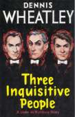 (1963 Lymington wrapper for Three Inquisitive People)