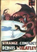 (cover for Strange Conflict)