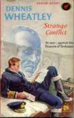 (1959 cover for Strange Conflict)