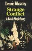 (1969 cover for Strange Conflict)