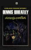 (1966 reprint cover for Strange Conflict)