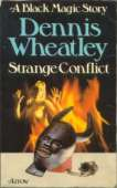 (1975 reprint cover for Strange Conflict)