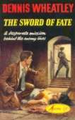 (1962 cover for The Sword Of Fate)