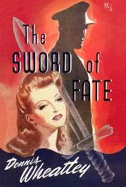 wrapper for the Book Club edition of The Sword Of Fate