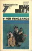 1965 cover for V For Vengeance