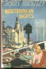 (1942 wrapper for Mediterranean Nights