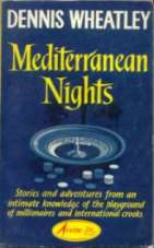 (1963 cover for Mediterranean Nights)