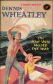 (1959 cover for The Man Who Missed The War)