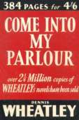(85th reprint cover for Come Into My Parlour)