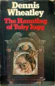 (1976 Lymington wrapper for The Haunting Of Toby Jugg)