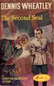 (1964 cover for The Second Seal)