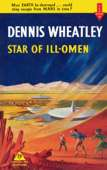 (1962 reprint cover for Star Of Ill-Omen)
