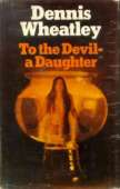 (1973 Lymington wrapper for To The Devil A Daughter)