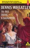 1961 reprint cover for To The Devil A Daughter