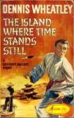 (1964 cover for The Island Where Time Stands Still)