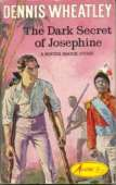 (1963 cover for The Dark Secret Of Josephine)