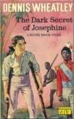 (1965 reprint cover for The Dark Secret Of Josephine)
