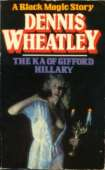 (1979 cover for The Ka Of Gifford Hillary)