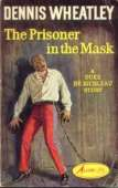 (1964 cover for The Prisoner In The Mask)