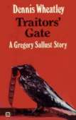 1970 cover for Traitors' Gate