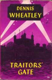 wrapper for the Book Club edition of Traitors' Gate