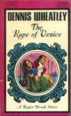 (2nd 1965 cover for The Rape Of Venice)