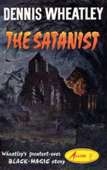 (1963 reprint cover for The Satanist)